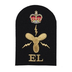 Marine Engineering Branch Electrical - Petty Officer - Royal Navy Badge