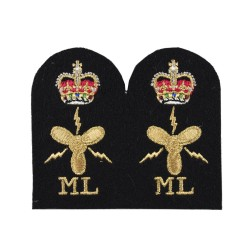 Marine Engineering Branch Mechanical - Chief Petty Officer - Royal Navy Badge