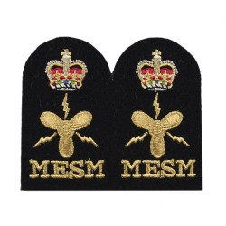 Marine Engineering Branch Submarine - Chief Petty Officer - Royal Navy Badge