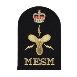 Marine Engineering Branch Mechanical - Petty Officer - Royal Navy Badge