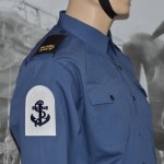 Arm - Leading Rate – Qualification - Royal Navy Badge