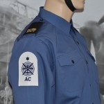 Aircraft controller (AC) - Able Rate - Royal Navy Qualification Badge