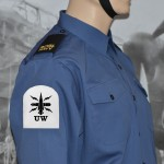 Under Water (UW) - Basic Rate - Royal Navy Badges