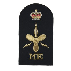 Engineering (ME) - Petty Officer - Royal Navy Badges