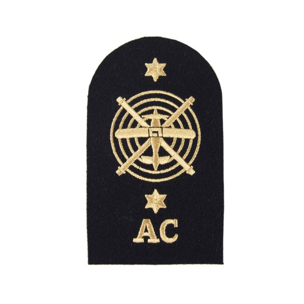 Aircraft Controller (AC) - Leading Rate - Royal Navy Badge
