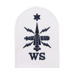 Warfare Specialist (WS) - Able Rate - Royal Navy Badges