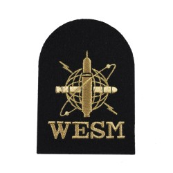 Weapon Engineering Branch Submarine - Basic Rate - Royal Navy Badges