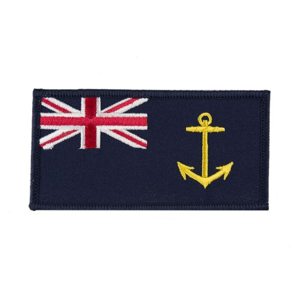 Royal Fleet Auxiliary Ensign Organisational Insignia - Royal Navy Badge