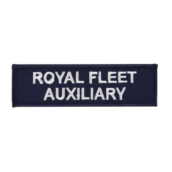 Royal Fleet Auxiliary Organisational Insignia - Royal Navy Badge