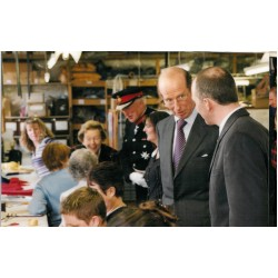 A Royal Visit: The Duke of Kent