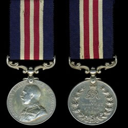 The Military Medal Ribbon