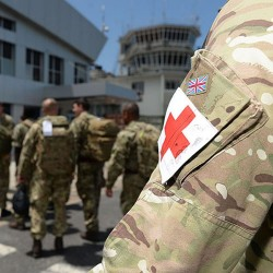 British Armed Forces Red Cross